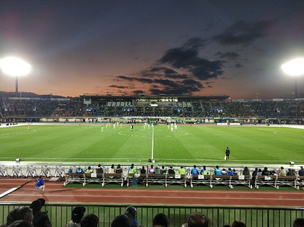 湘南ベルマーレのホームスタジアム